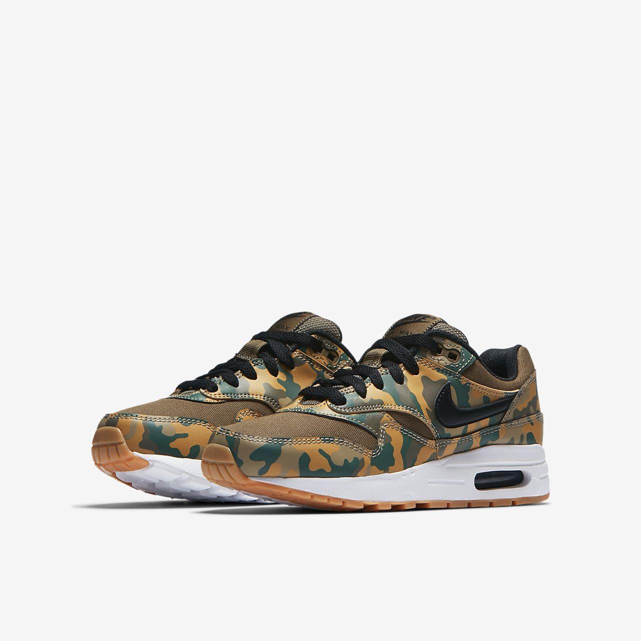 Nike Air Max 1 Camo Print AR1139 200 | SneakerFiles