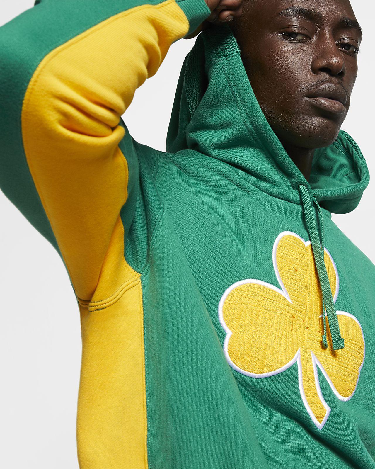 50c7134ad9a Sweat à capuche NBA Boston Celtics Nike pour Homme. Nike.com FR