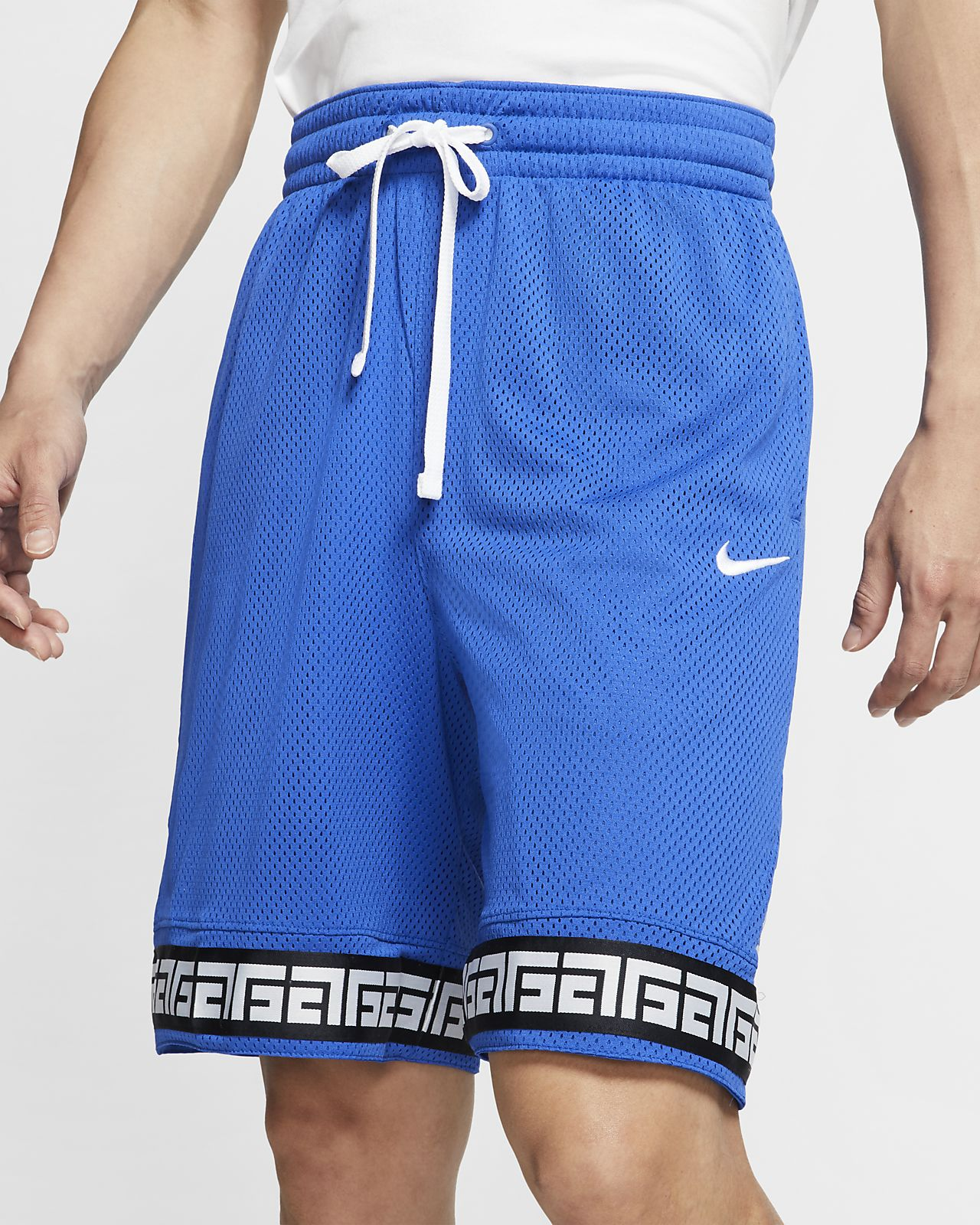 Short de basketball à logo Giannis pour Homme