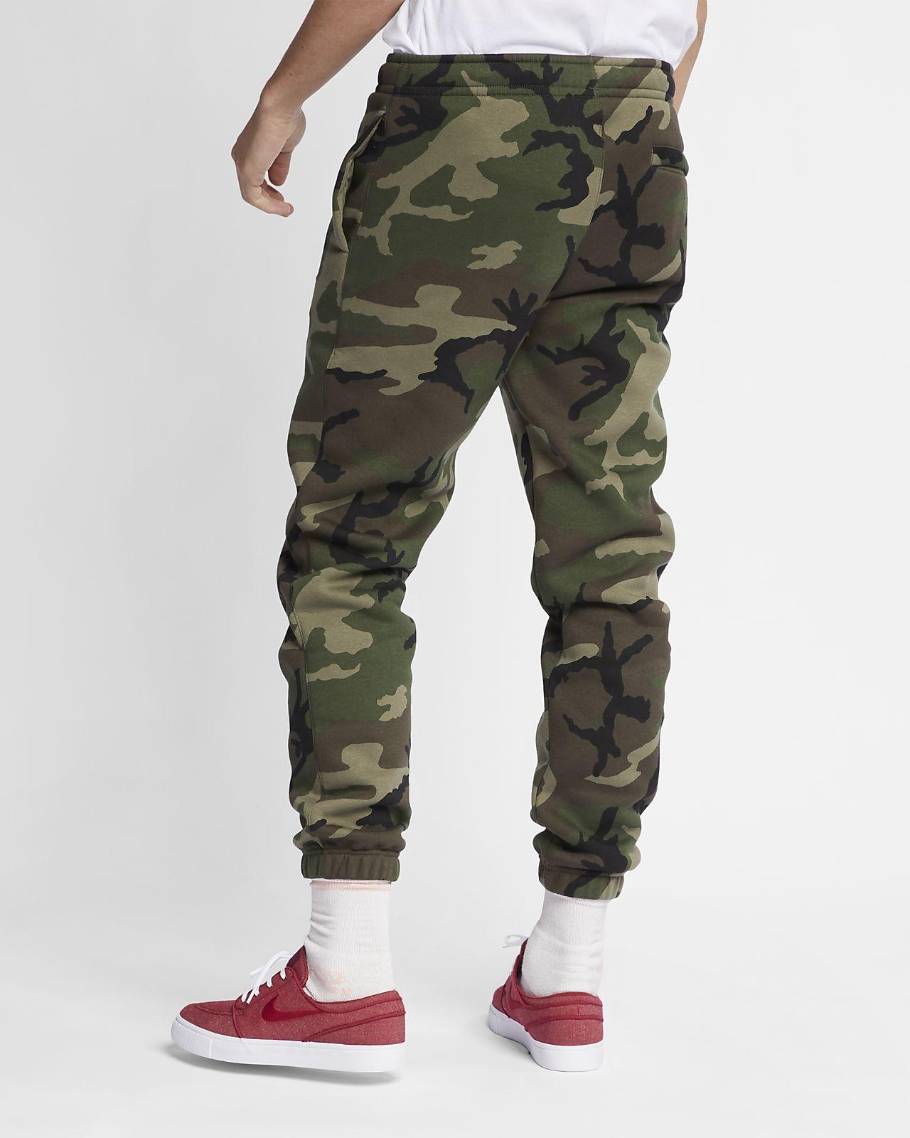 e38c76aa54c2 Nike SB Icon Men s Camo Skate Pants. Nike.com