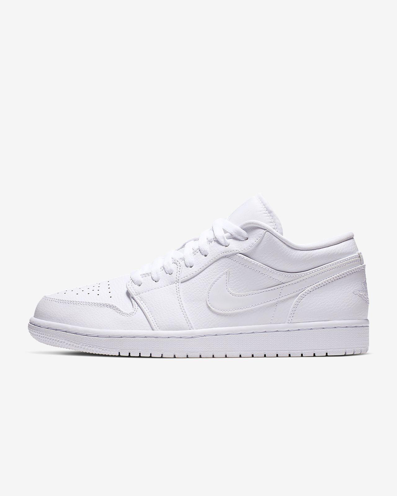 Air Jordan 1 低筒鞋款