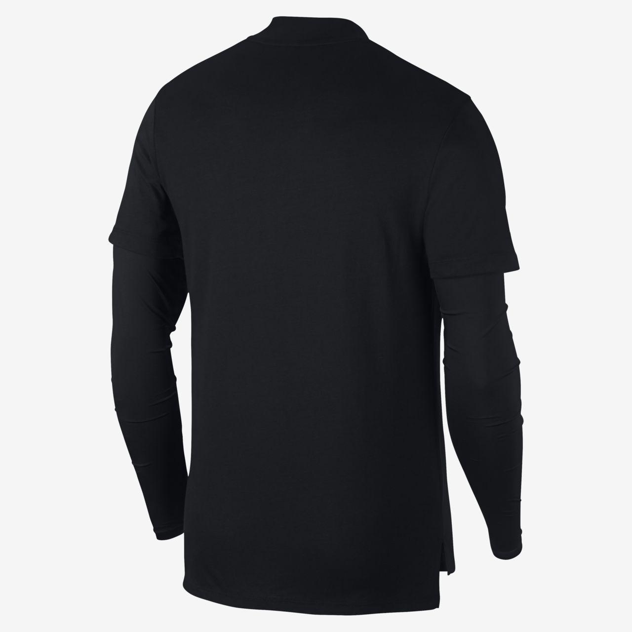 best service f3ebc 96bb9 ... Långärmad löpartröja Nike Run Division Rise 365 för män