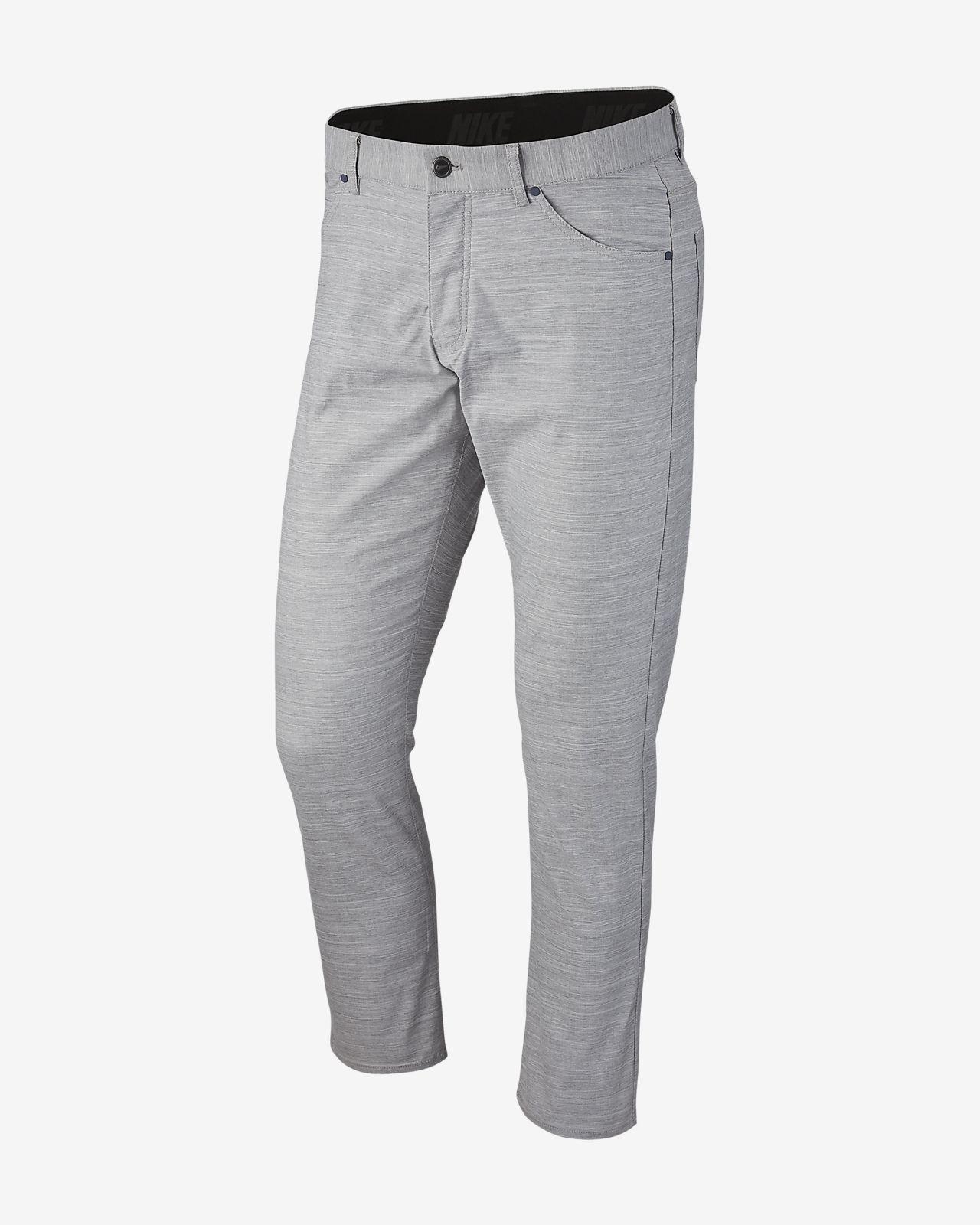 02be3eac0df4 Nike Flex Men s Slim-Fit 5-Pocket Golf Trousers. Nike.com CA