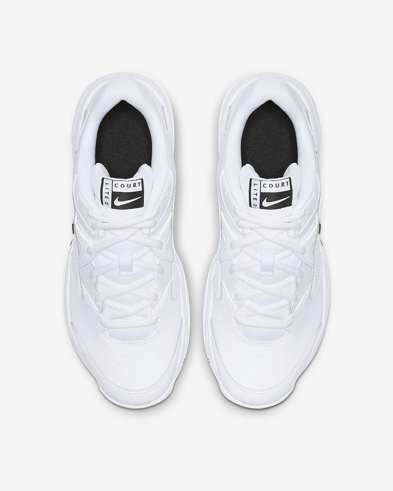 60a43cdcfde9 NikeCourt Lite 2 tennissko til hard court til dame. Nike.com NO