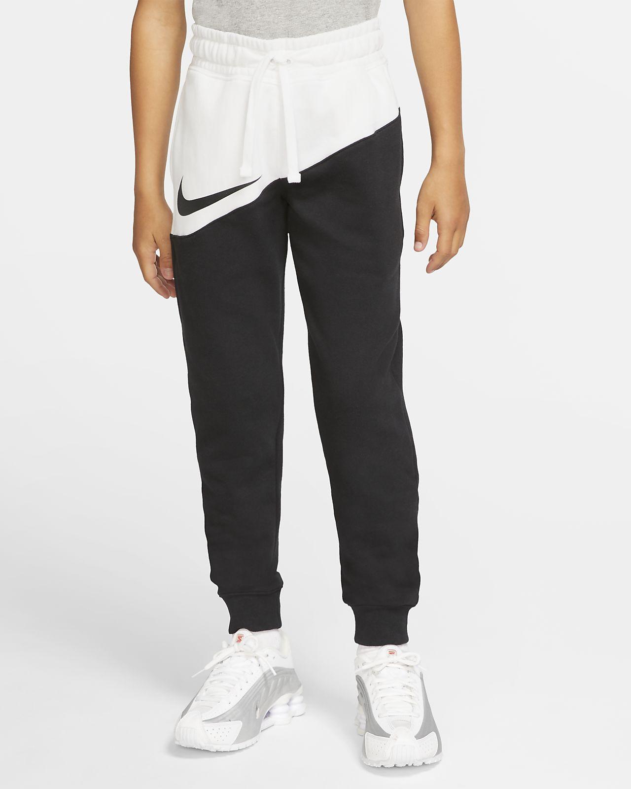 Nike Sportswear 男童 Swoosh 運動褲