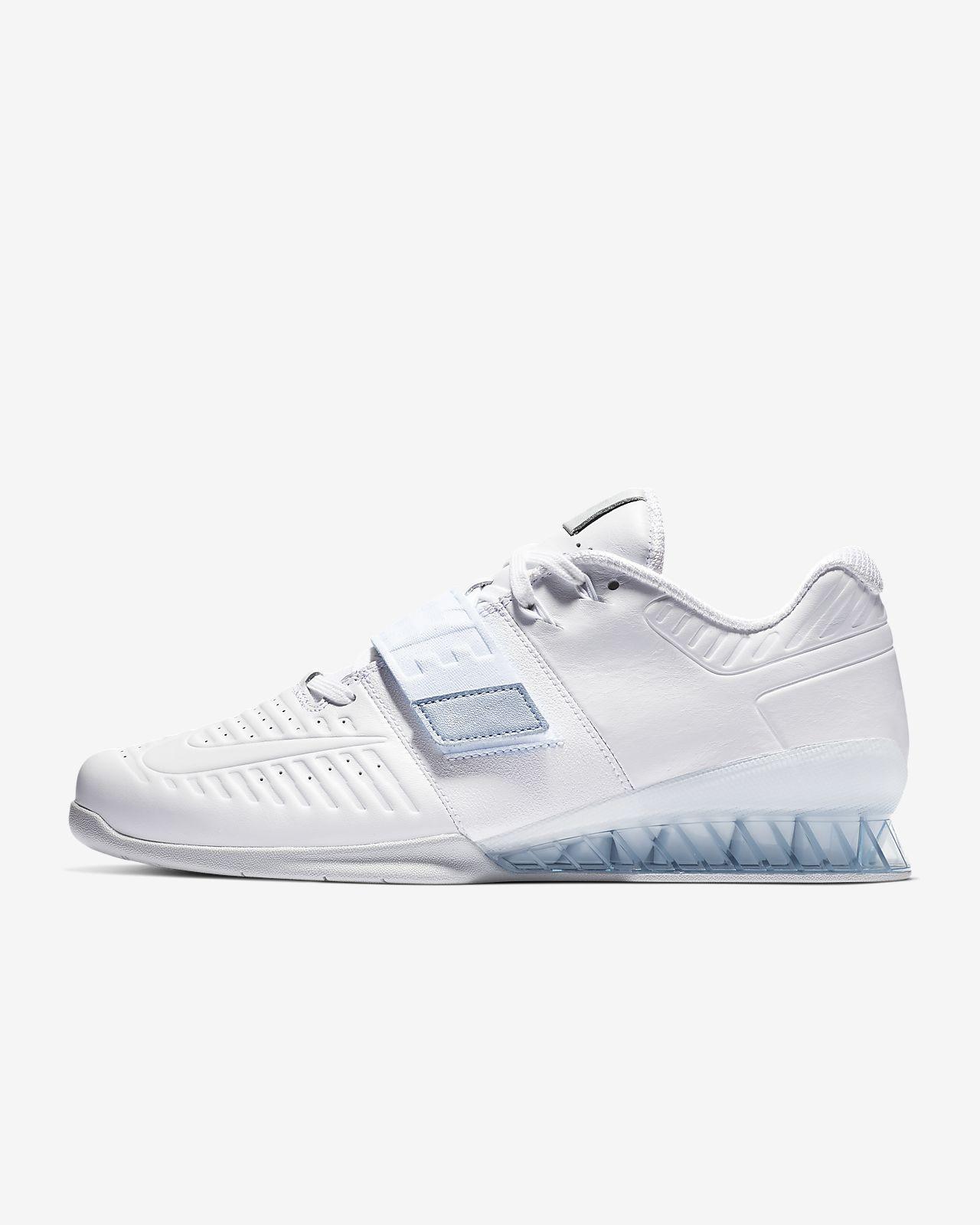 Calzado de entrenamiento Nike Romaleos 3 XD. Nike.com MX e78f55ad02ee4