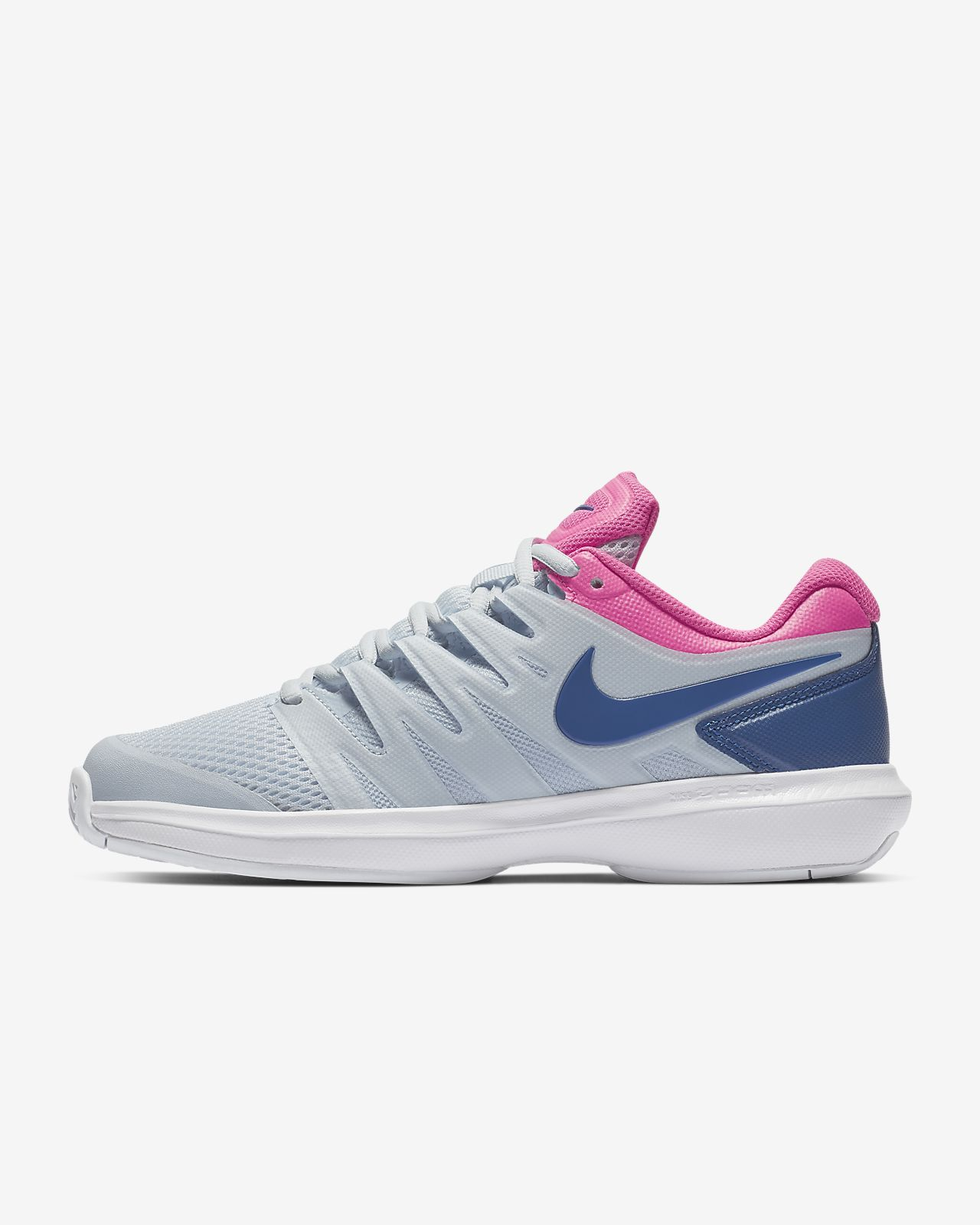 finest selection b4e2d d8b33 ... Chaussure de tennis pour surface dure NikeCourt Air Zoom Prestige pour  Femme