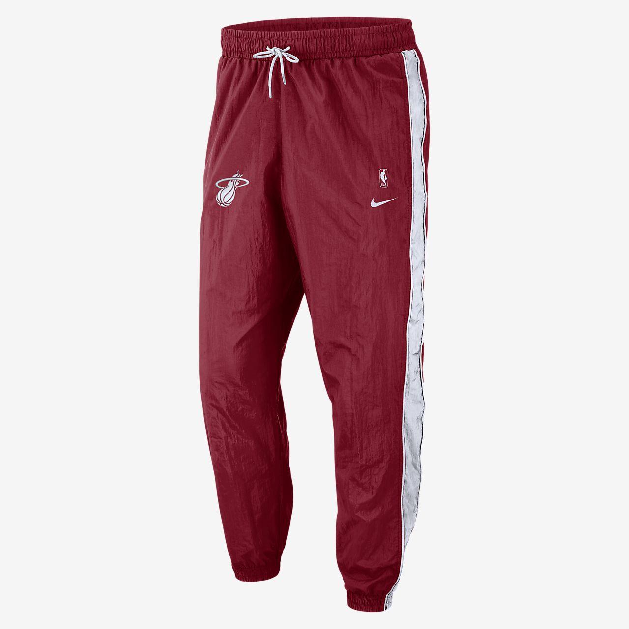 cdf48b75d2f39b Miami Heat Nike Men s NBA Tracksuit Pants. Nike.com