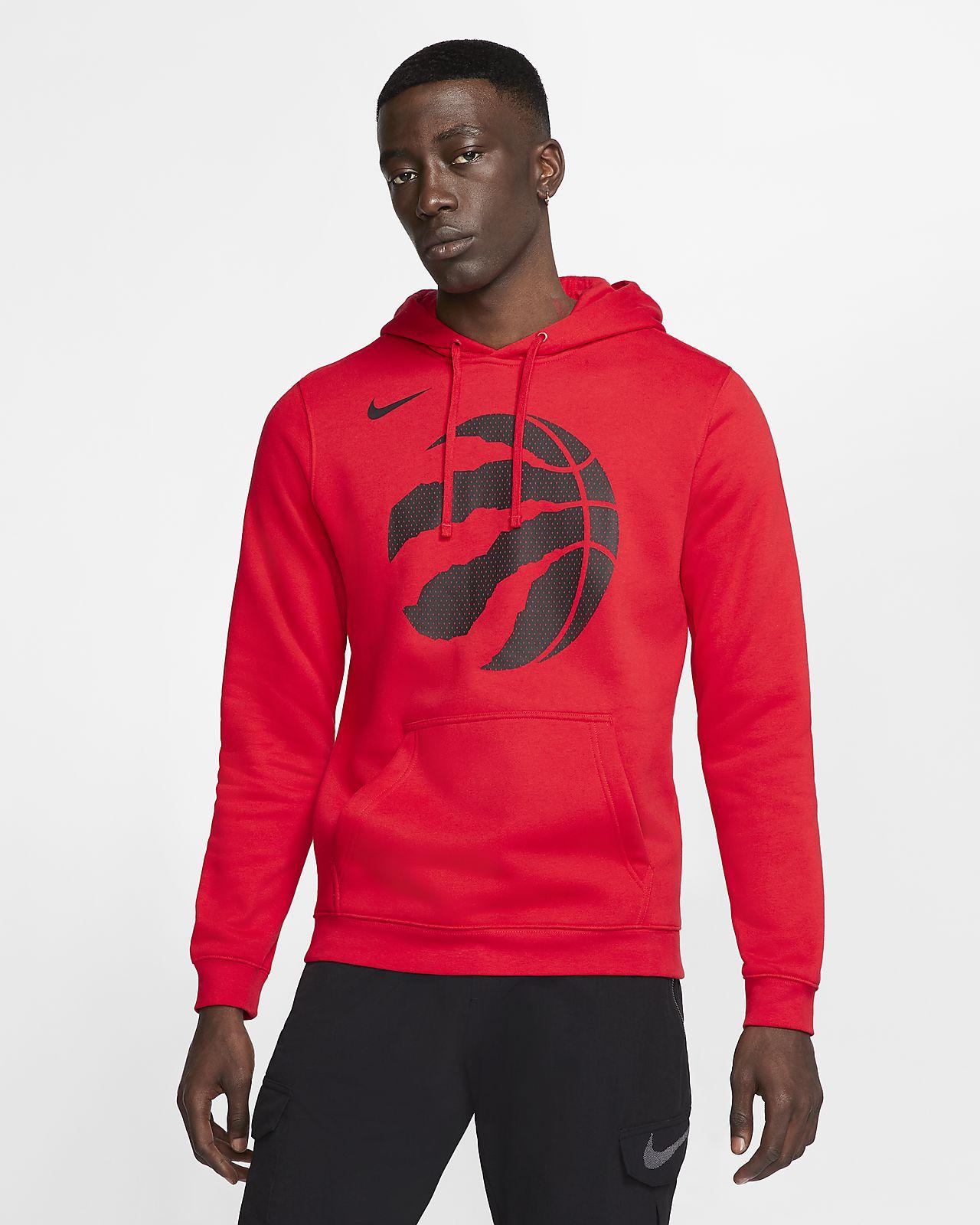 big sale 562cf 4925e Toronto Raptors Nike Men's NBA Hoodie