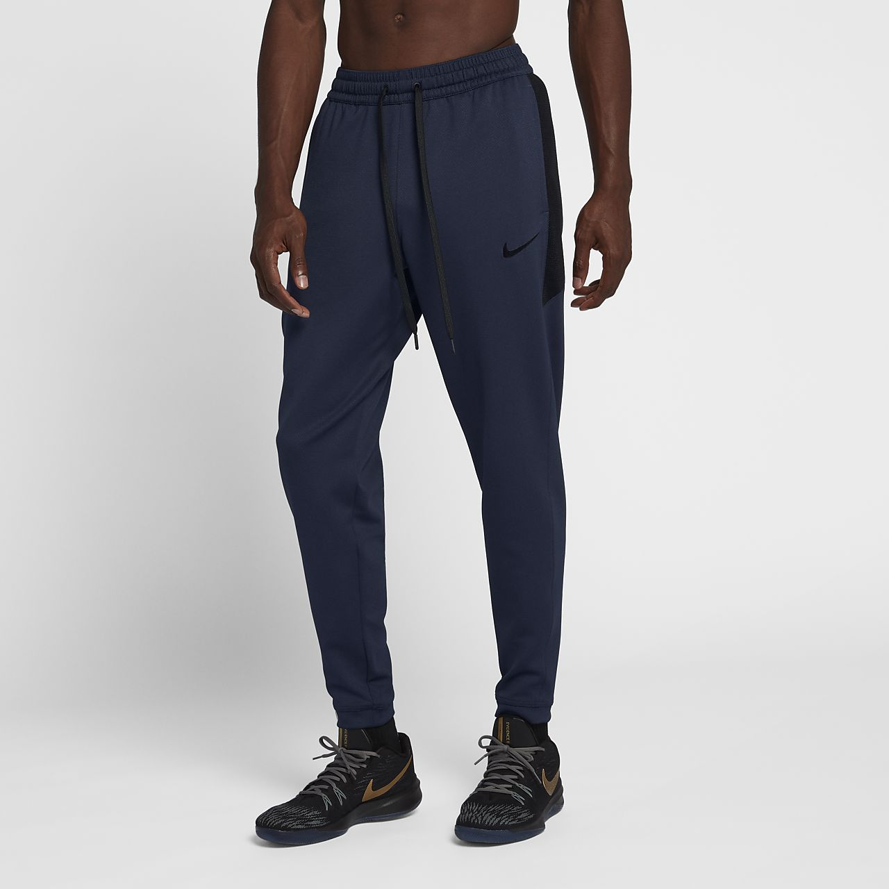 9288c46d269a Nike Therma Flex Showtime Men s Basketball Trousers. Nike.com MA