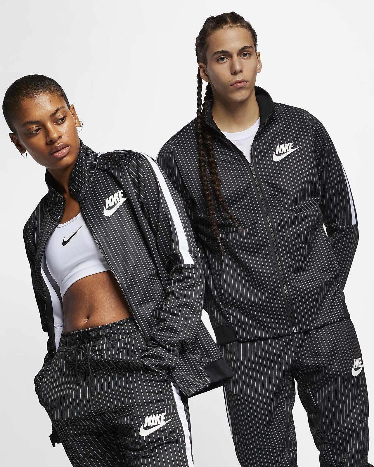 Nike Sportswear Jaqueta de xandall estampada