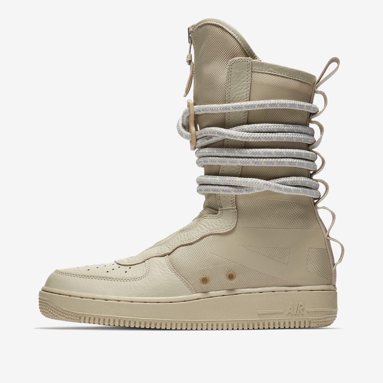 Nike Air Force 1 Sf Élevé De Démarrage