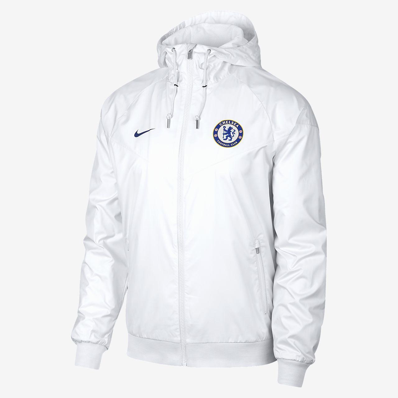 Chelsea FC Windrunner Men s Jacket. Nike.com 3bfccb814