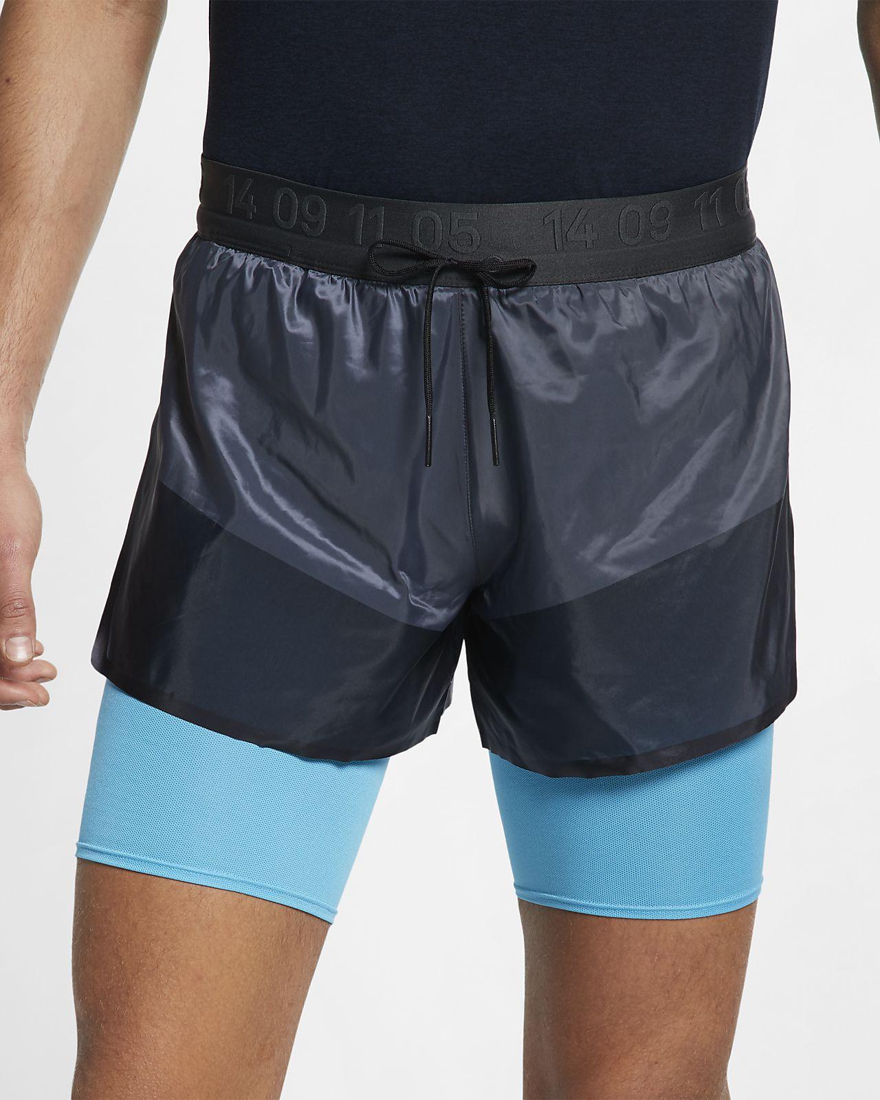 Shorts da running 2-in-1 Nike Tech Pack - Uomo