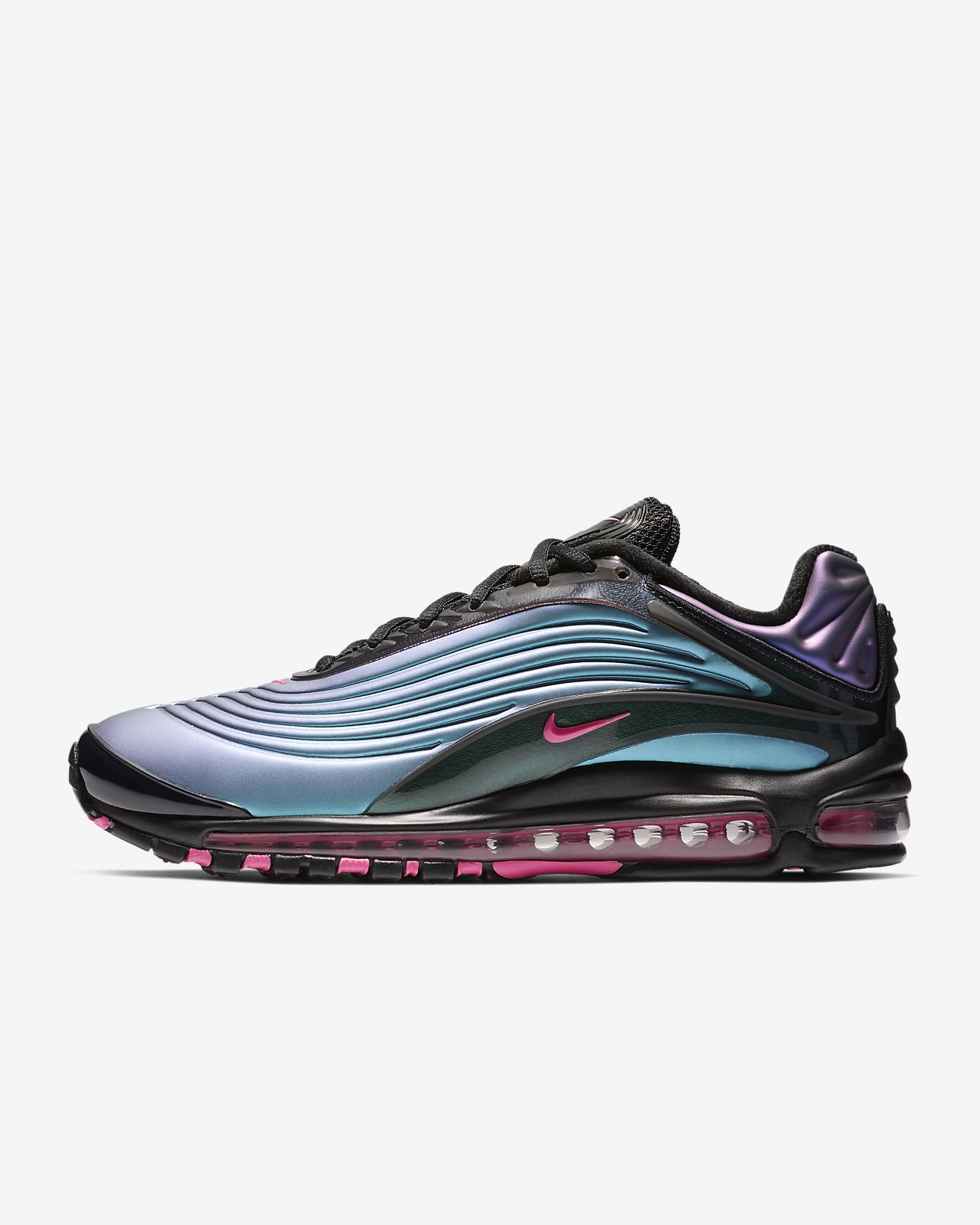 Men Nike Air Max 97 OG Nike Shoes, Nike Grey, Fast Shipping