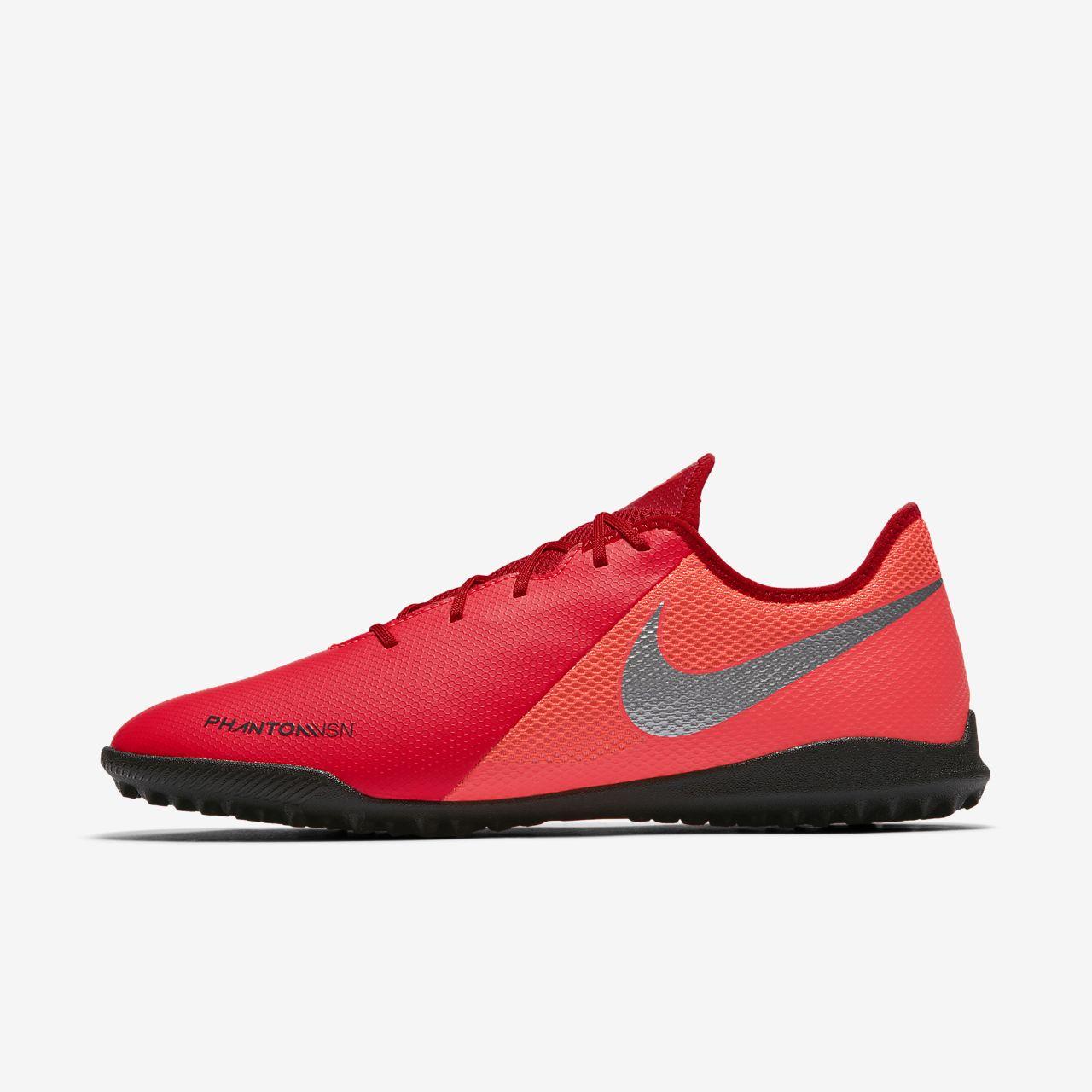 Chuteiras de futebol para relva artificial Nike Phantom Vision Academy 170844e67fe46