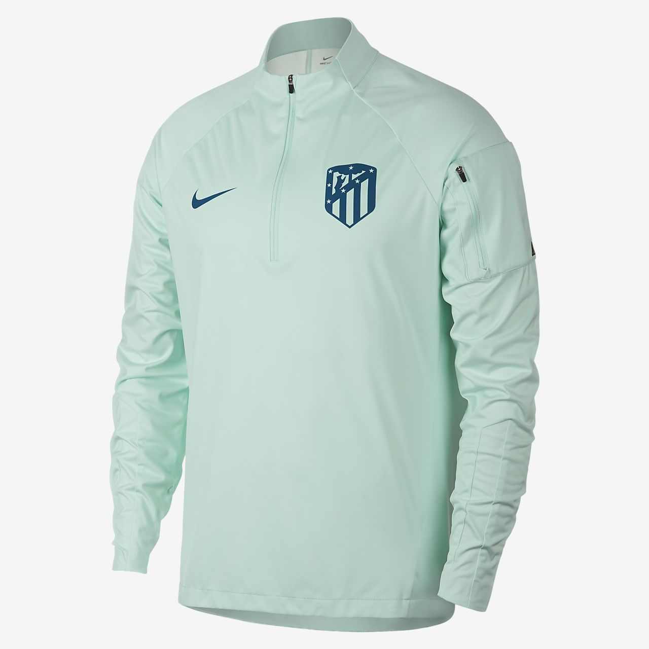 Atlético de Madrid Shield Squad Men's Football Drill Top
