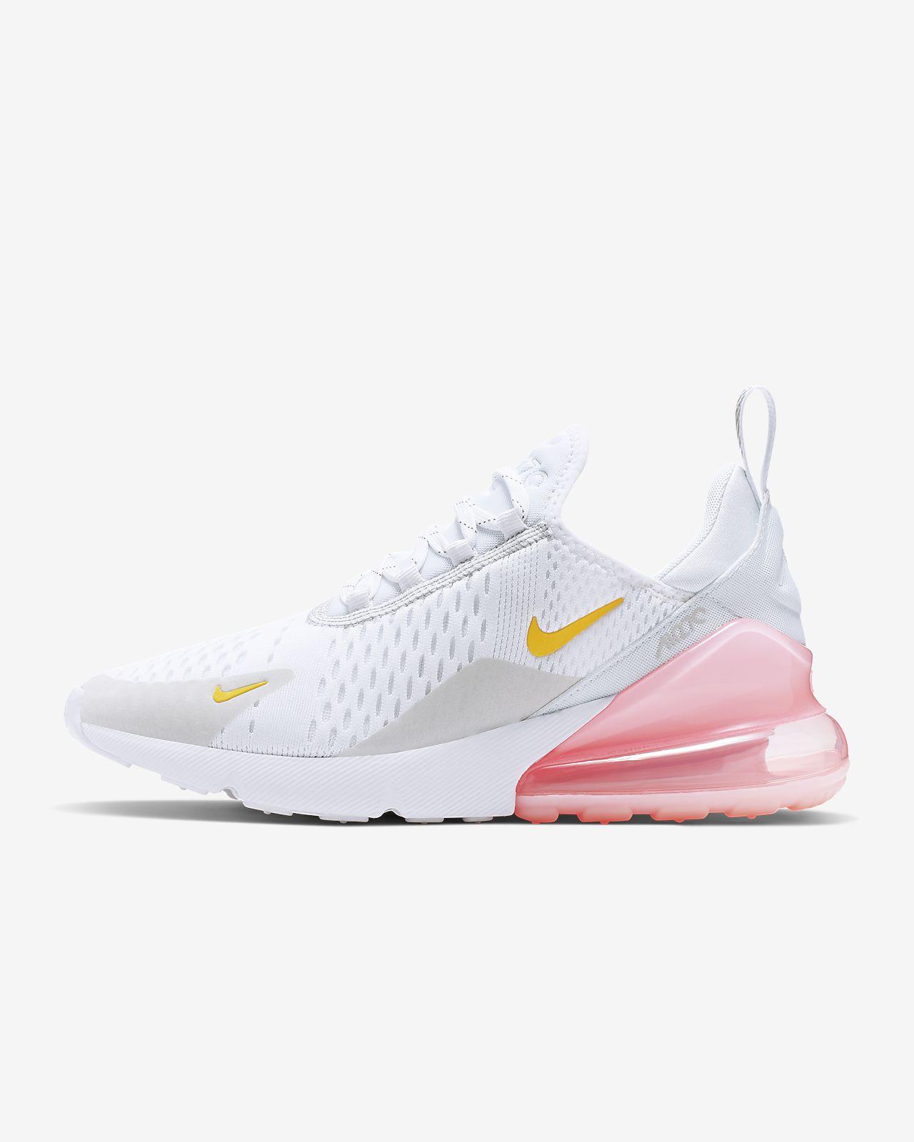 270 scarpe nike donna bianche