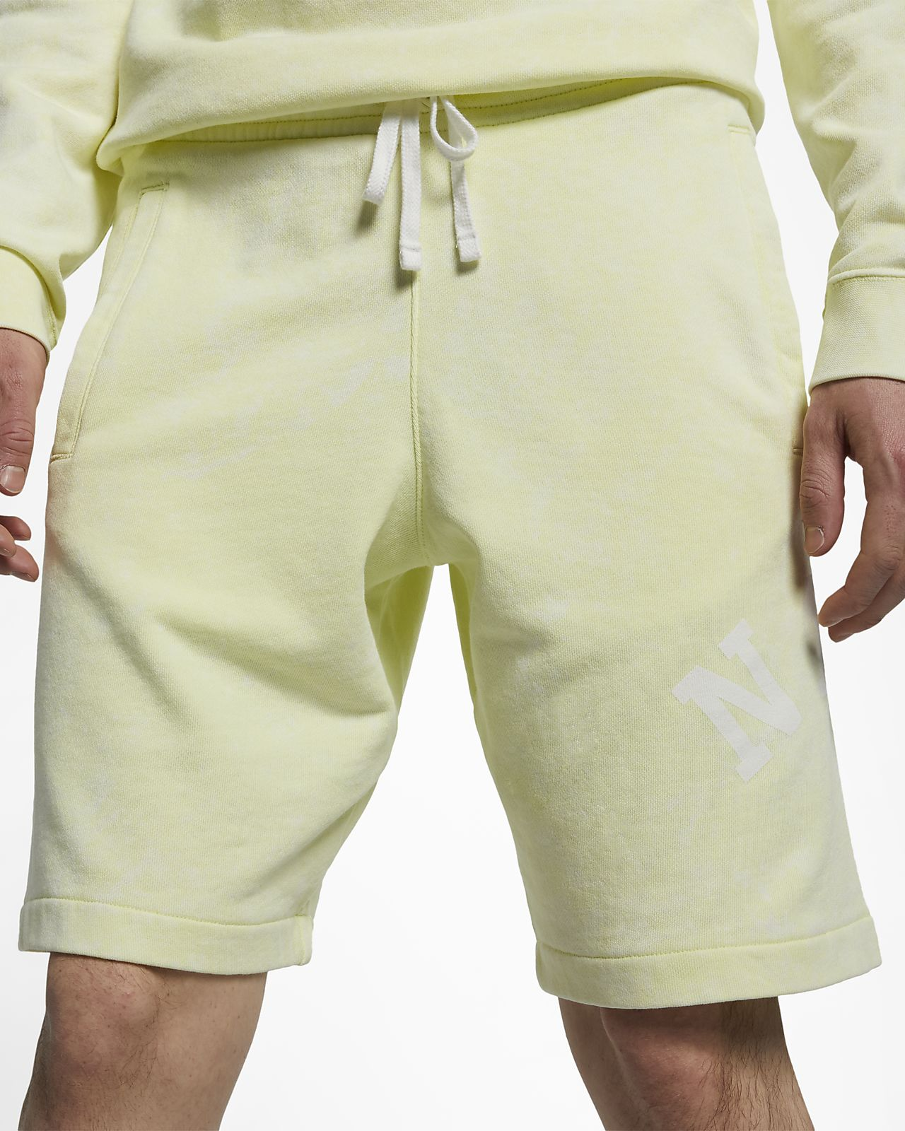 39af1e821a Nike Sportswear Men's French Terry Shorts