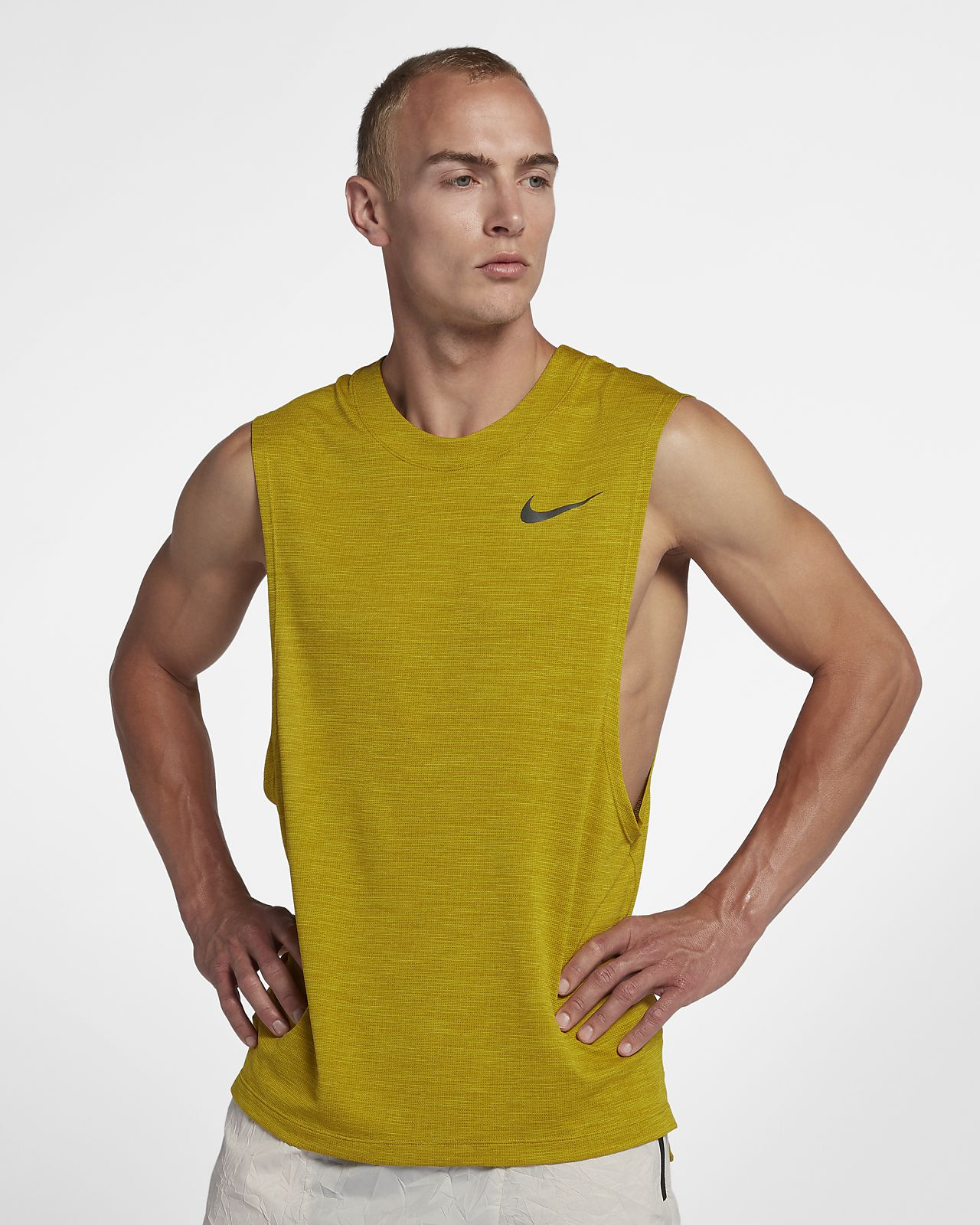 868674345ad3f4 Nike Medalist Run Division Men s Sleeveless Running Top. Nike.com GB