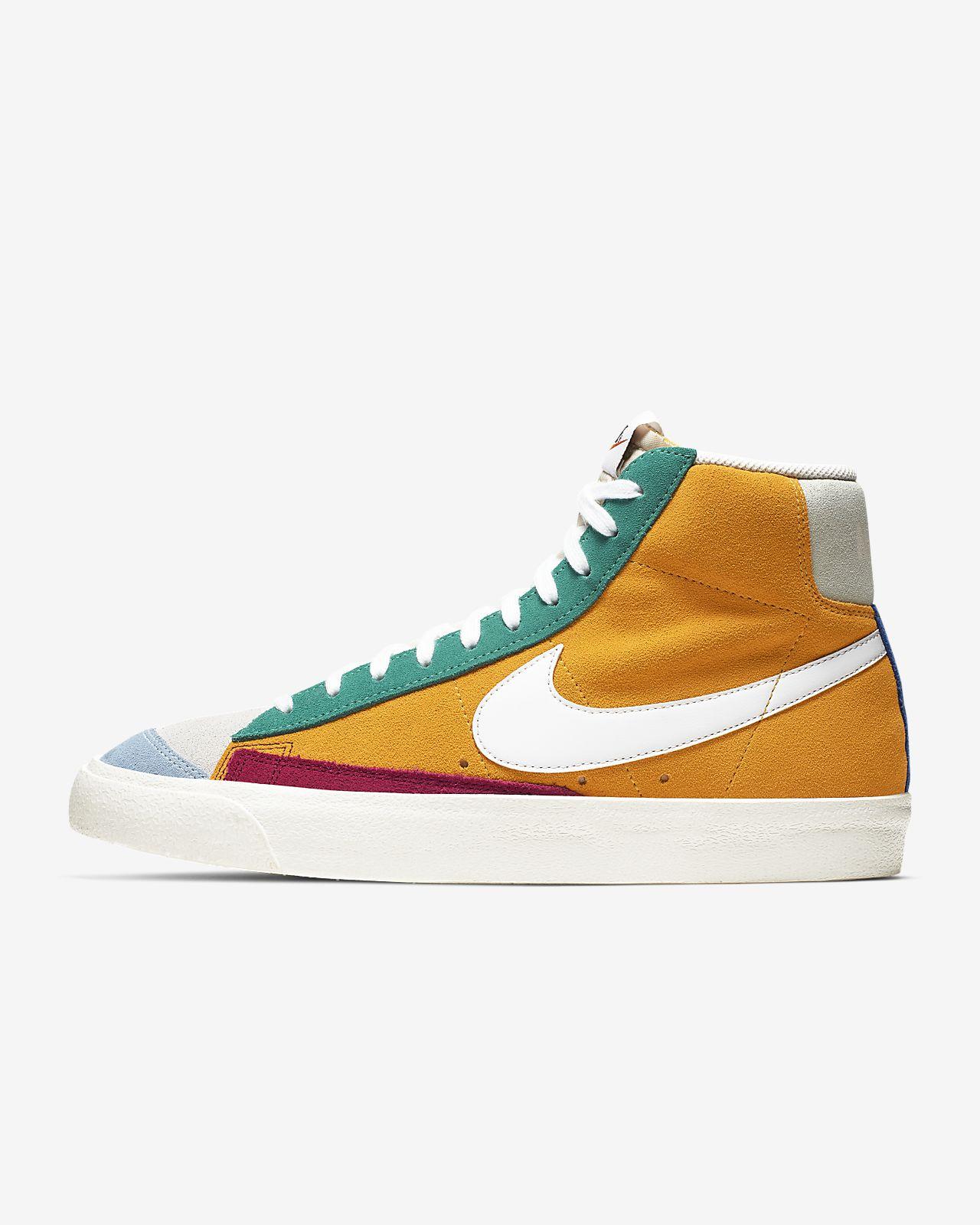 Calzado para hombre Nike Blazer Mid '77 Vintage Suede