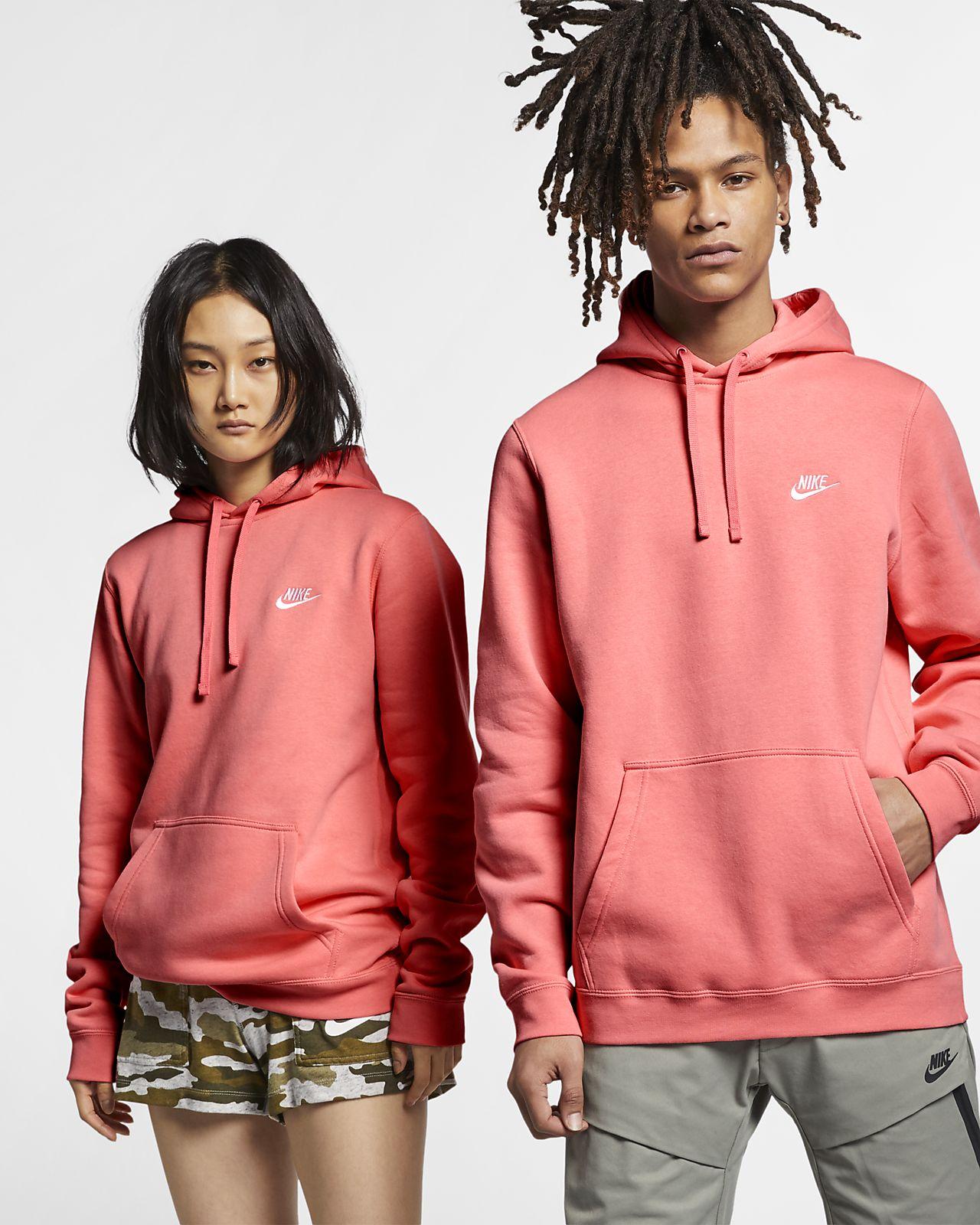 Sweat à capuche Nike Sportswear Club Fleece pour Homme. Nike.com FR 12df4f5c97a5