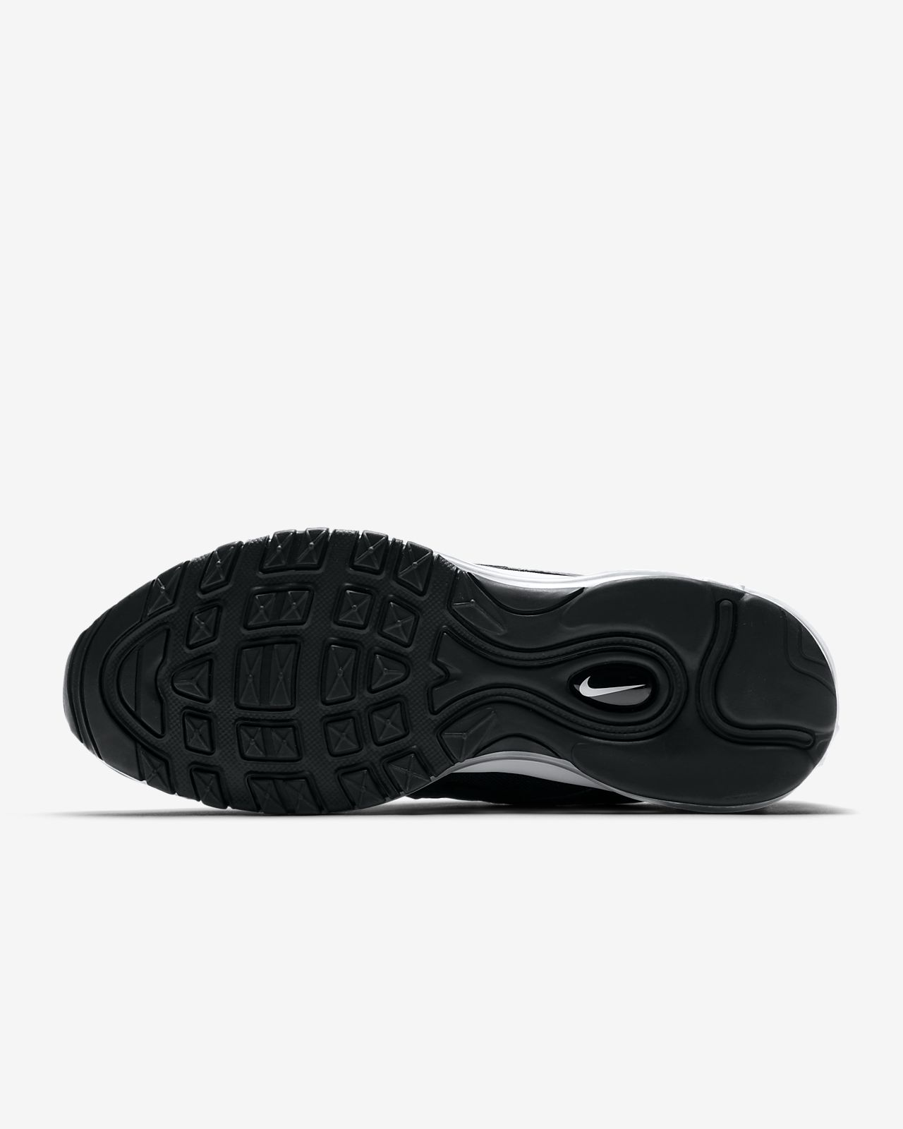NIKE AIR MAX 97 Sneaker Damen Schuh Schwarz 921733 011 EUR