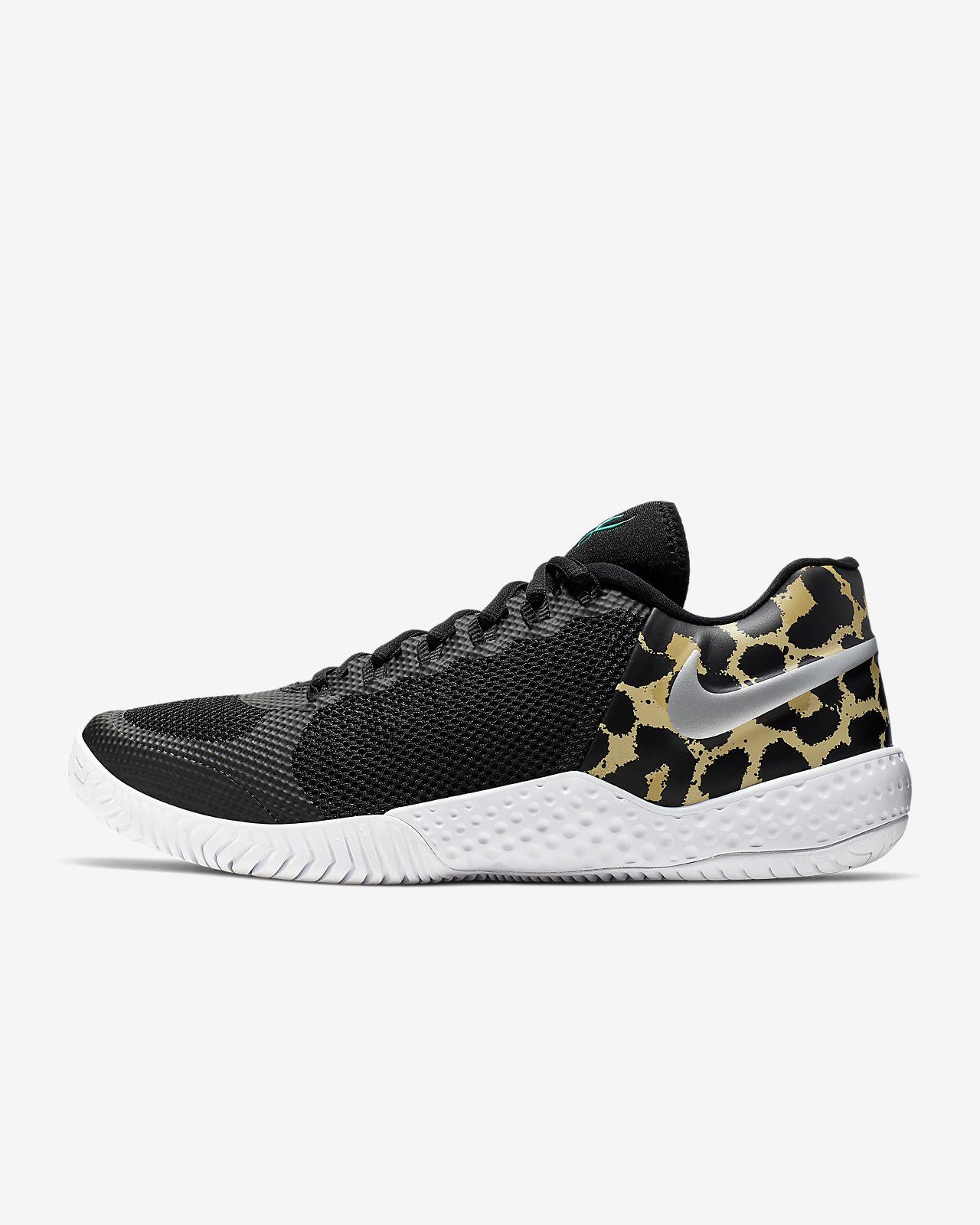 NikeCourt Flare 2 Sert Kort Kadın Tenis Ayakkabısı