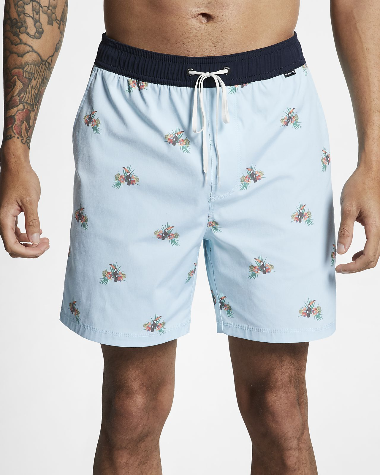 Boardshort Hurley Canopy Volley pour Homme