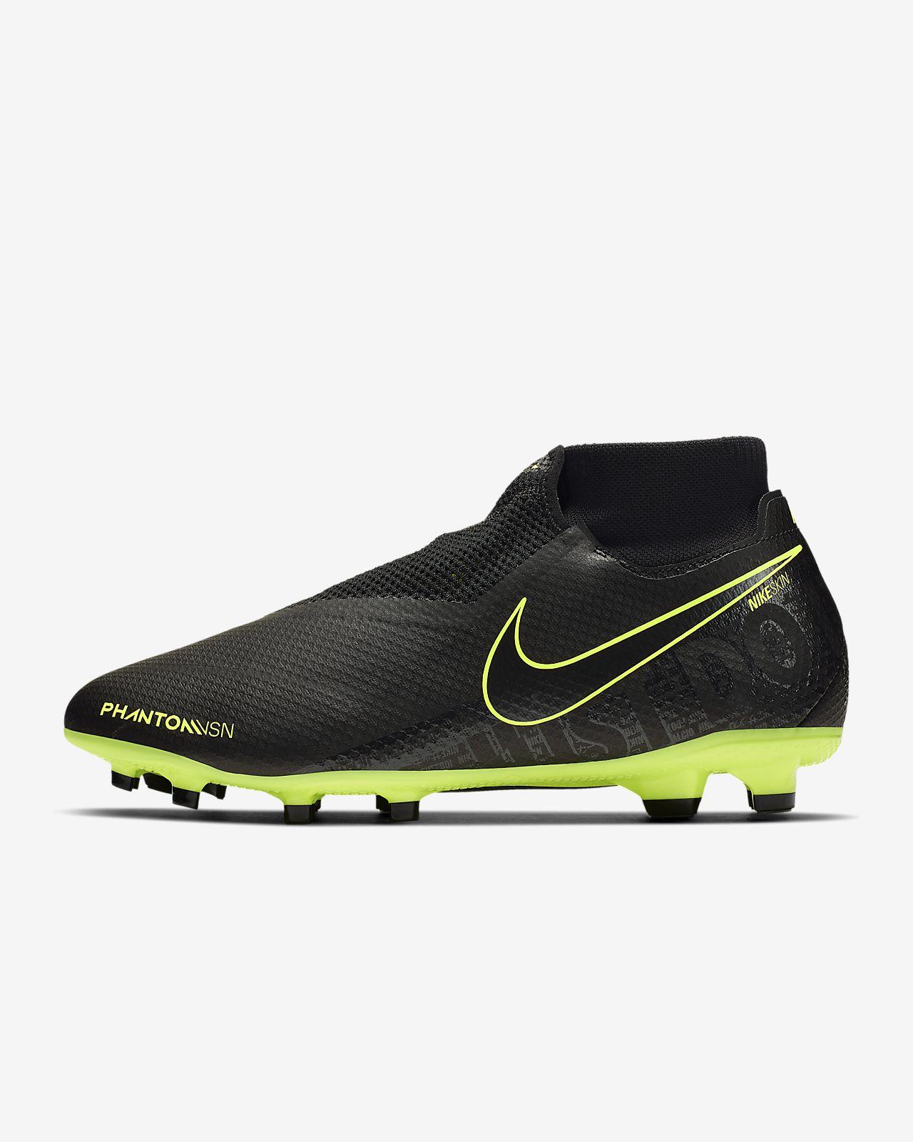 Fit Fg Vision Football Phantom Pour Dynamic À Nike Terrain Pro Sec Chaussure De Crampons mvwON8n0