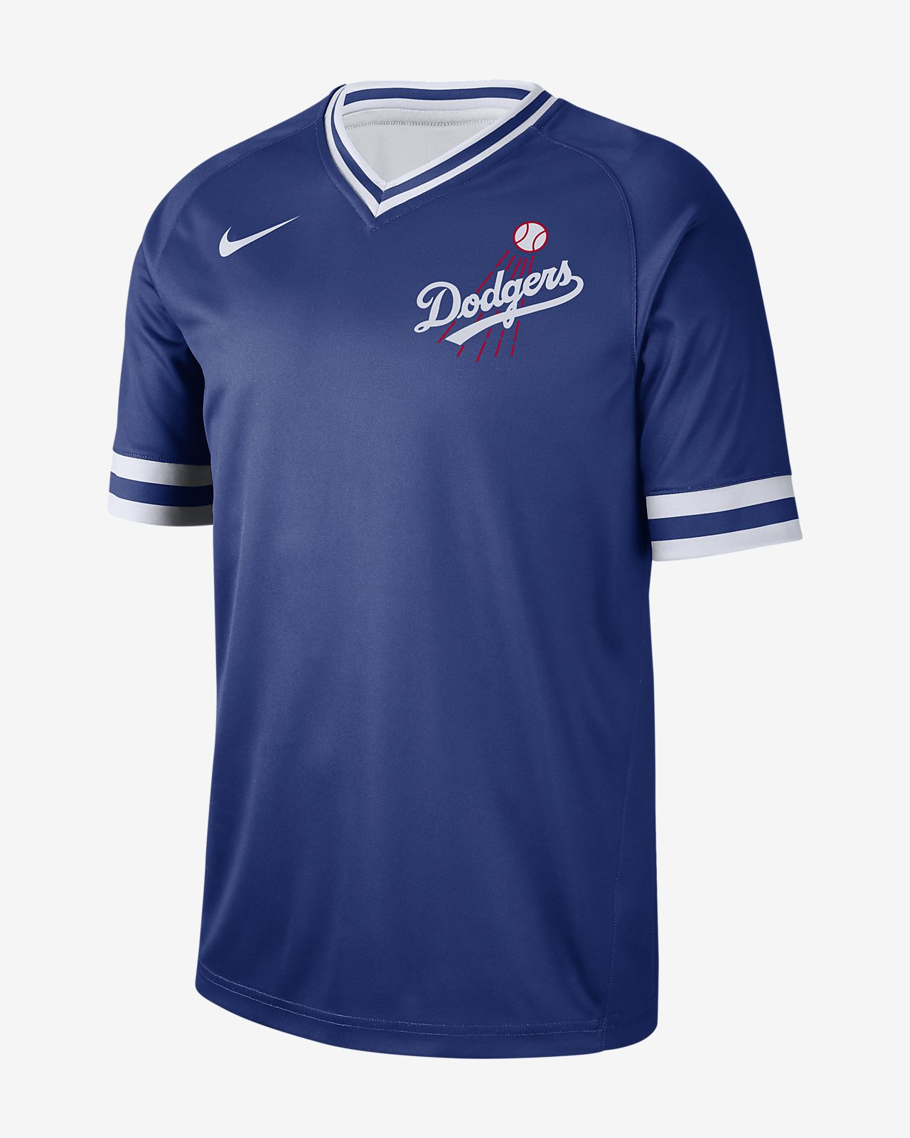 ed4b85796e9 Nike Legend V-Neck (MLB Dodgers) Men s T-Shirt. Nike.com