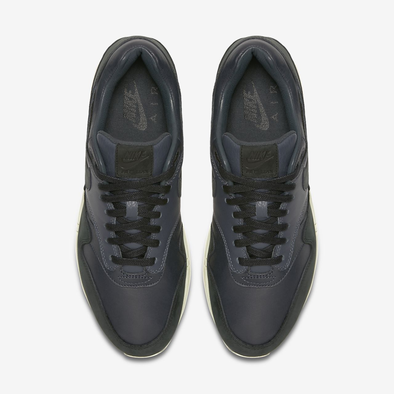 nike air max 1 mens black nz