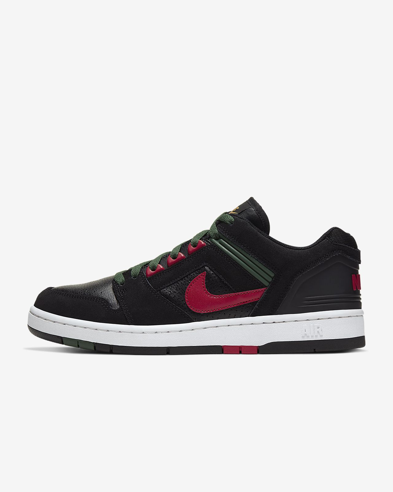 newest nice shoes another chance Nike SB Air Force II Low Men's Skateboarding Shoe