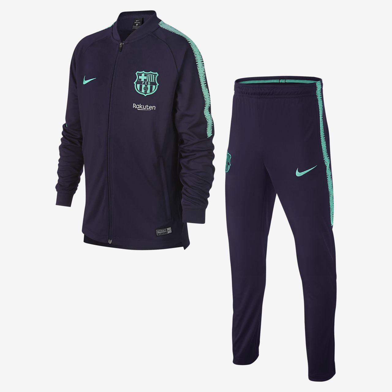 Enfant Fc Squad De Dri Survêtement Plus Football Fit Pour Barcelona ARq5S4jLc3