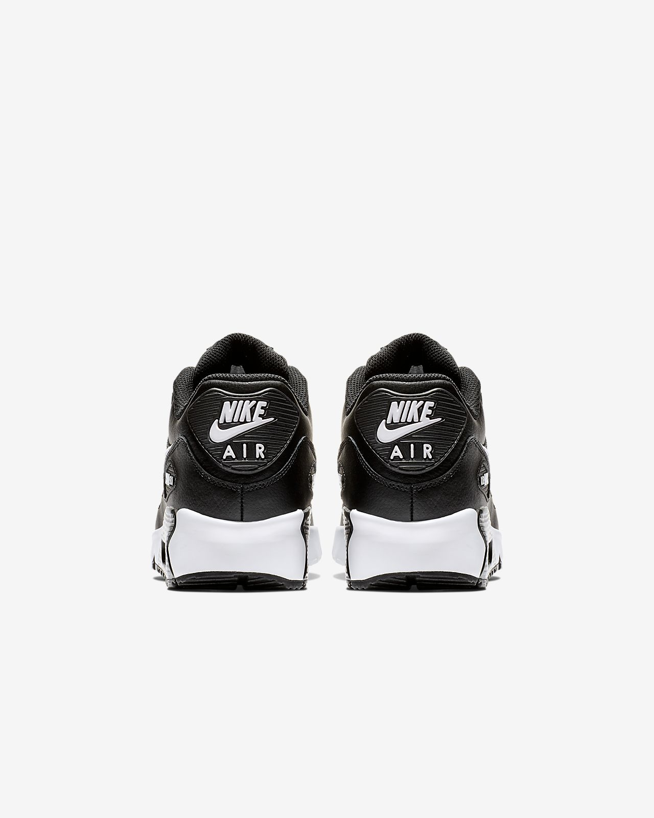 reputable site bf3ab 988ec ... Nike Air Max 90 Leather Older Kids  Shoe
