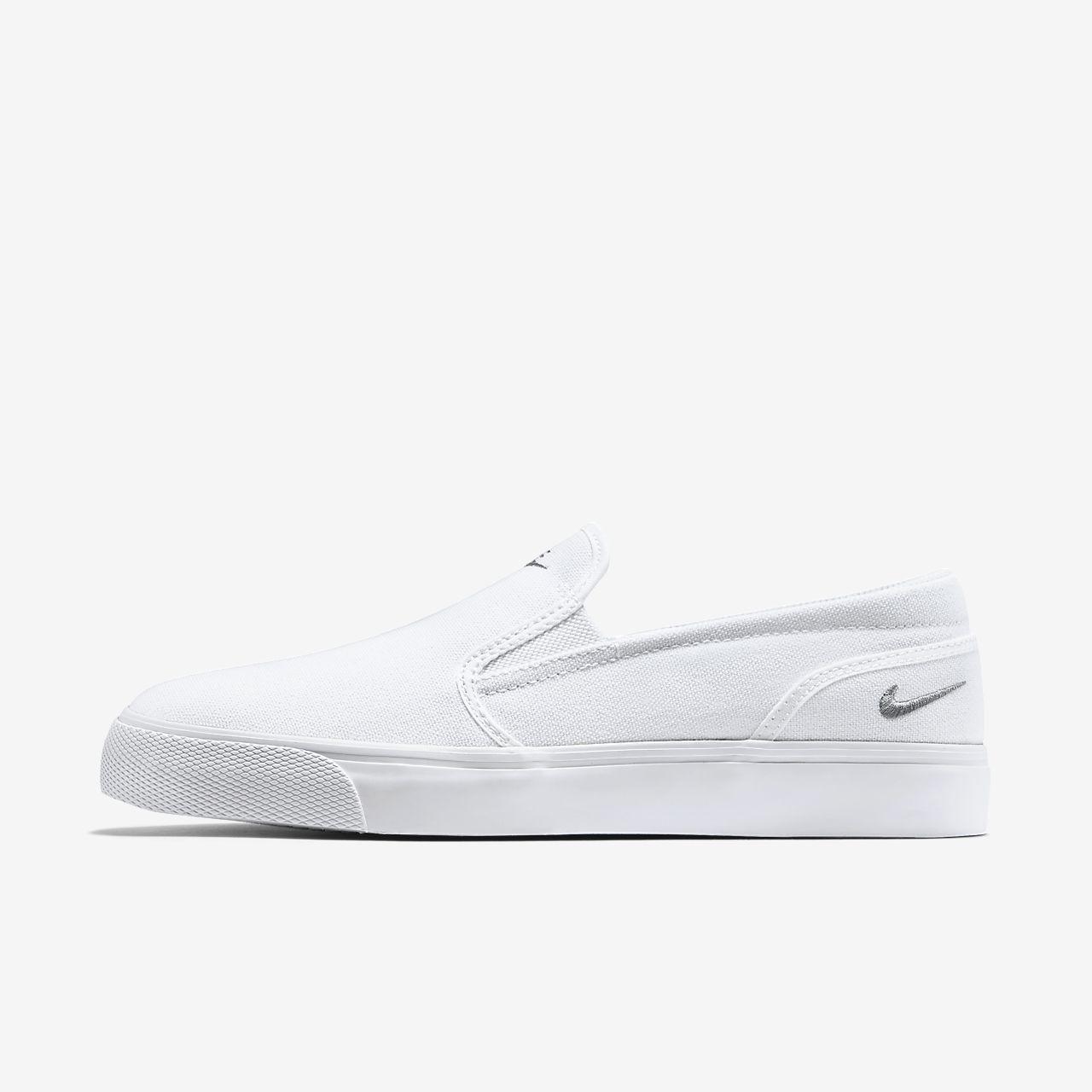 รองเท้าผู้หญิง Nike Toki Slip-On Canvas