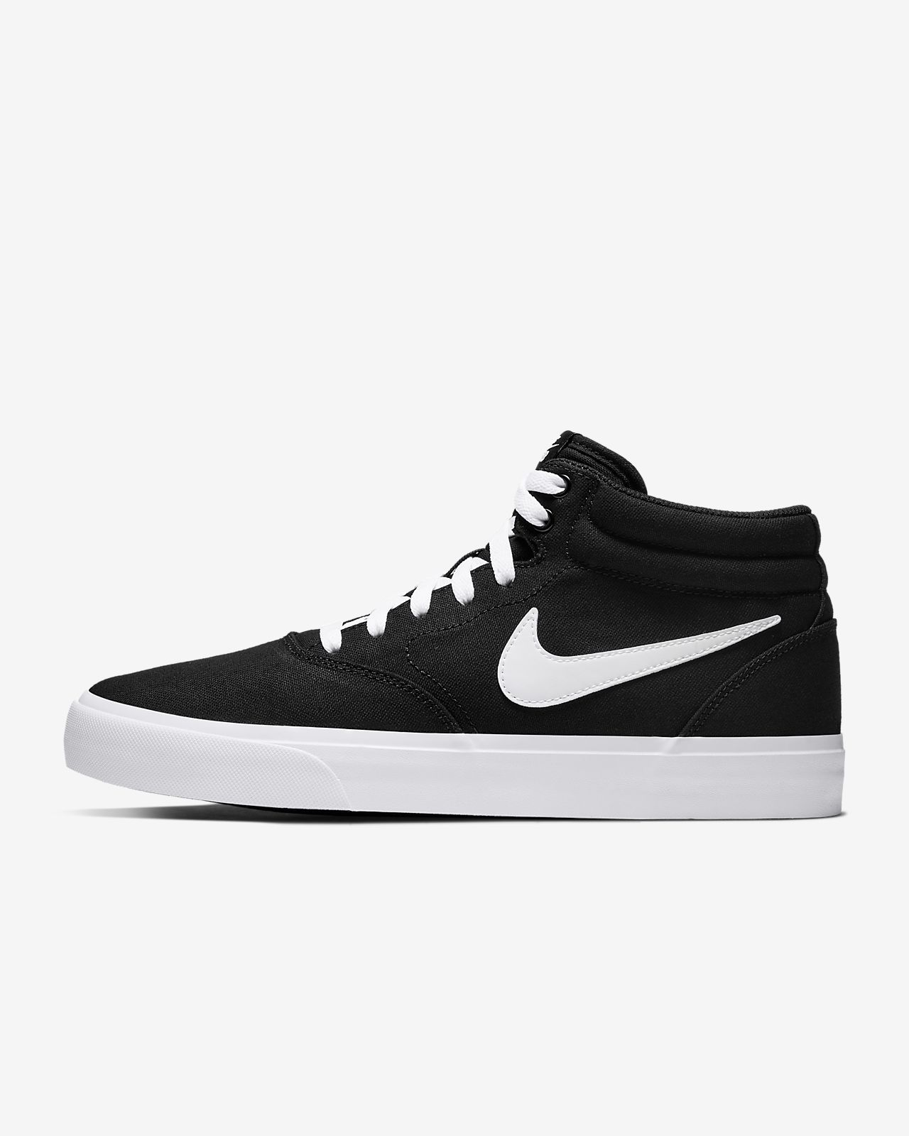 price reduced temperament shoes quality design Nike SB Charge Mid Canvas Skate Shoe