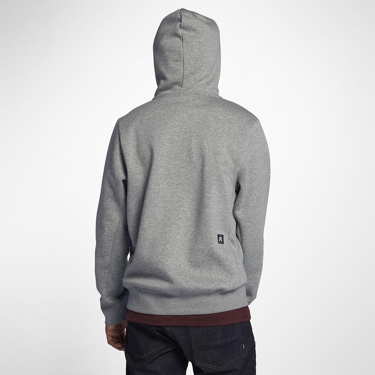 55b90d13 Nike SB Essential Icon Men's Full-Zip Hoodie. Nike.com AU