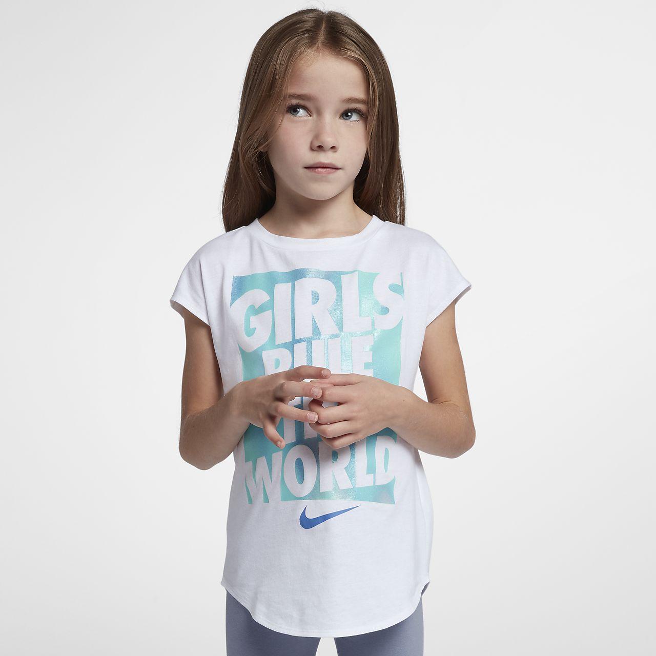 T-shirt Nike för barn