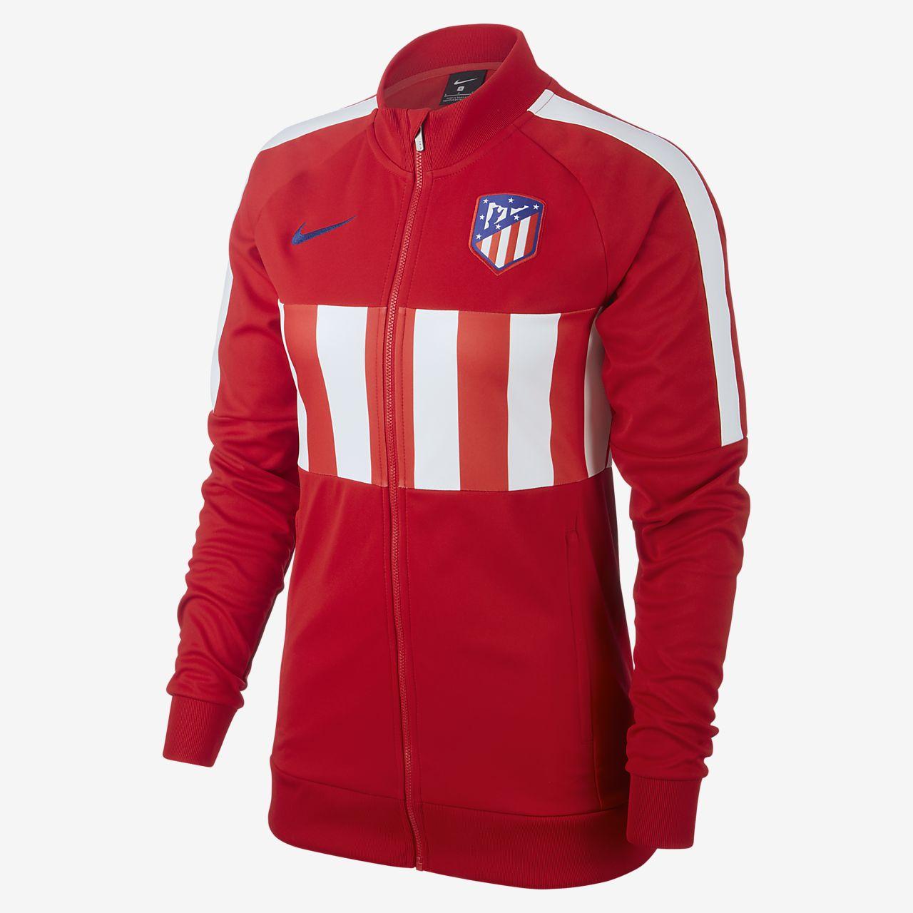 Atlético de Madrid női kabát