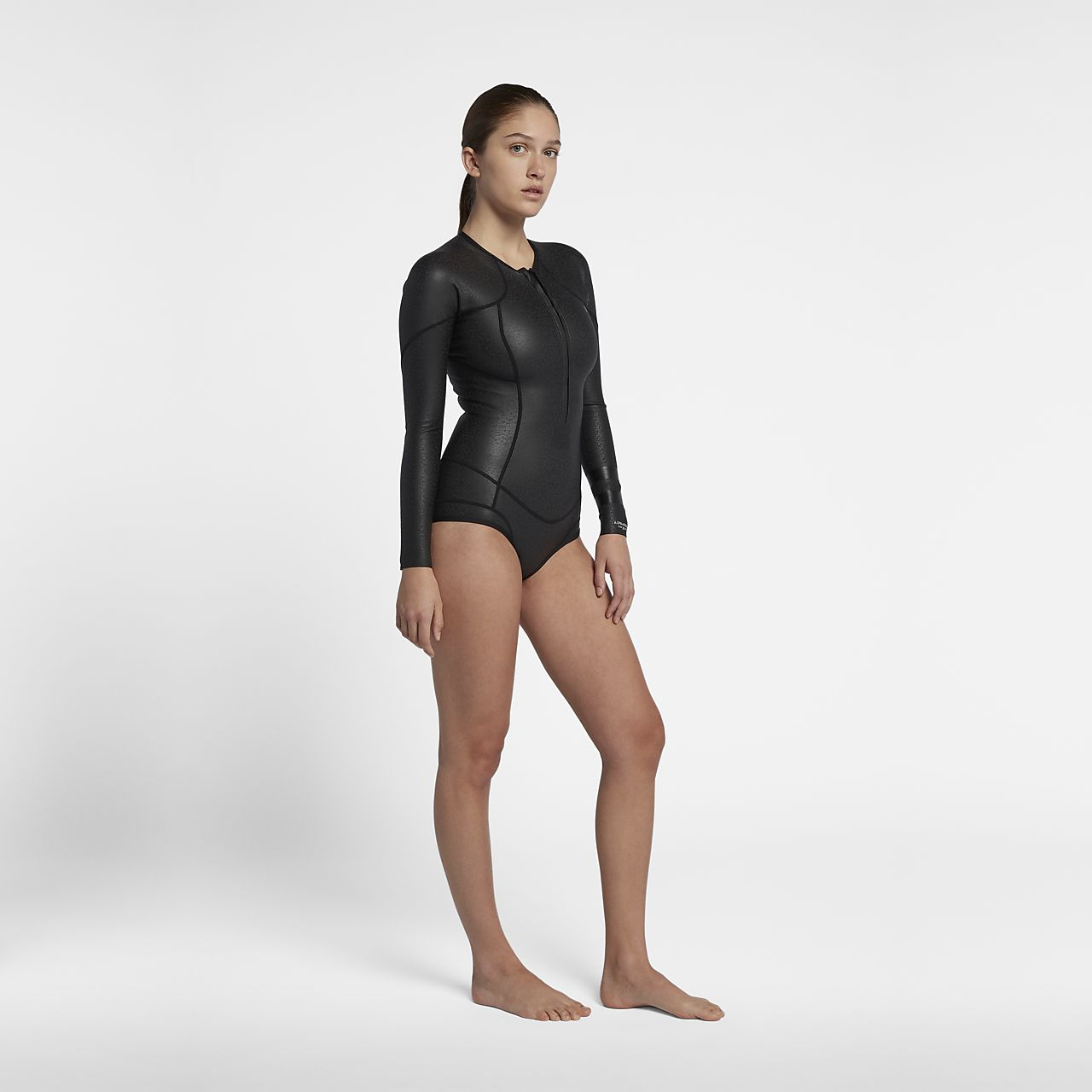 f953f3f137 Hurley Advantage Plus 0.5mm Windskin Springsuit Women s Wetsuit ...