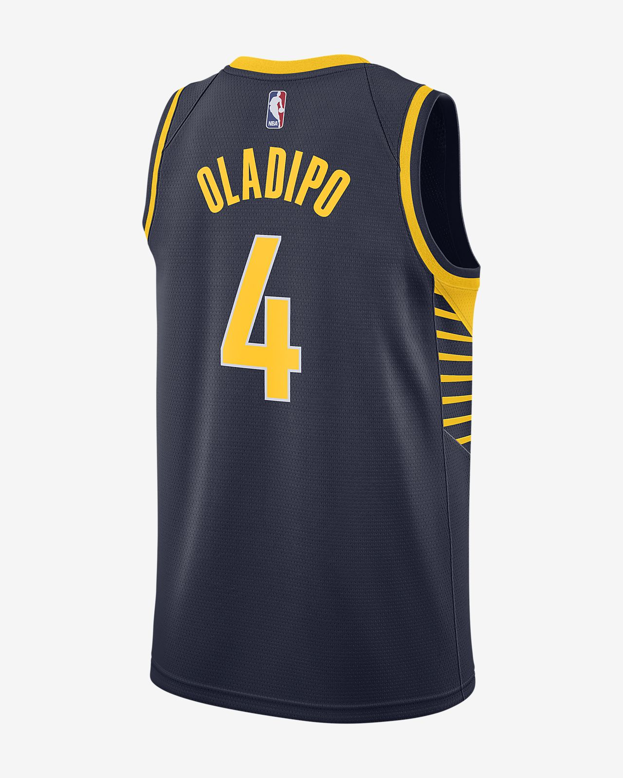 f745281d52a3 ... Victor Oladipo Icon Edition Swingman (Indiana Pacers) Men s Nike NBA  Connected Jersey