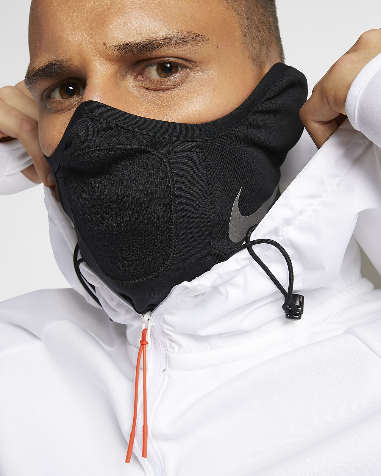 Cuello térmico de fútbol Nike Squad