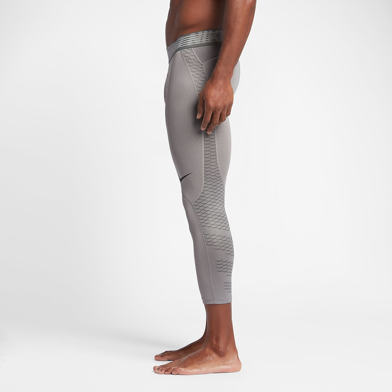 nike 3 4 tights. nike pro hypercool men\u0027s 3/4 training tights 3 4 i