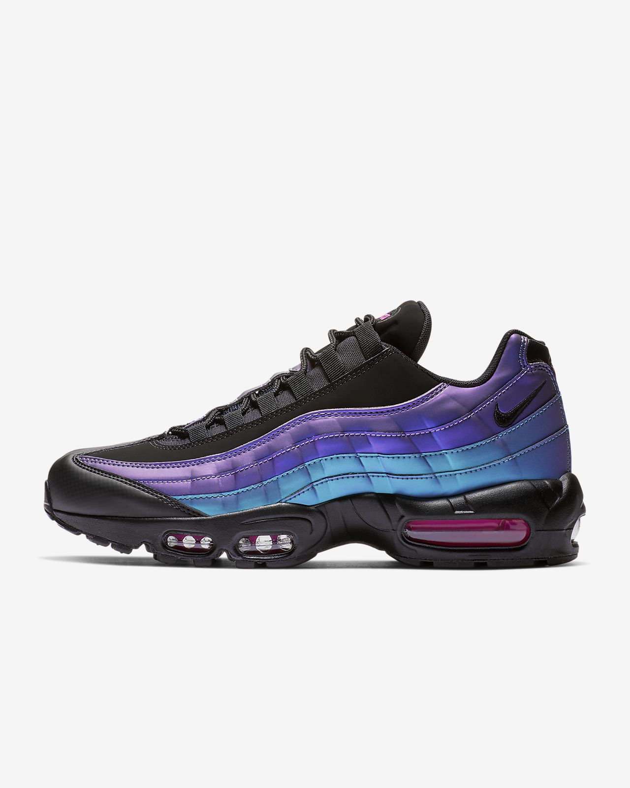 new style bc586 f2304 ... Chaussure Nike Air Max 95 Premium pour Homme