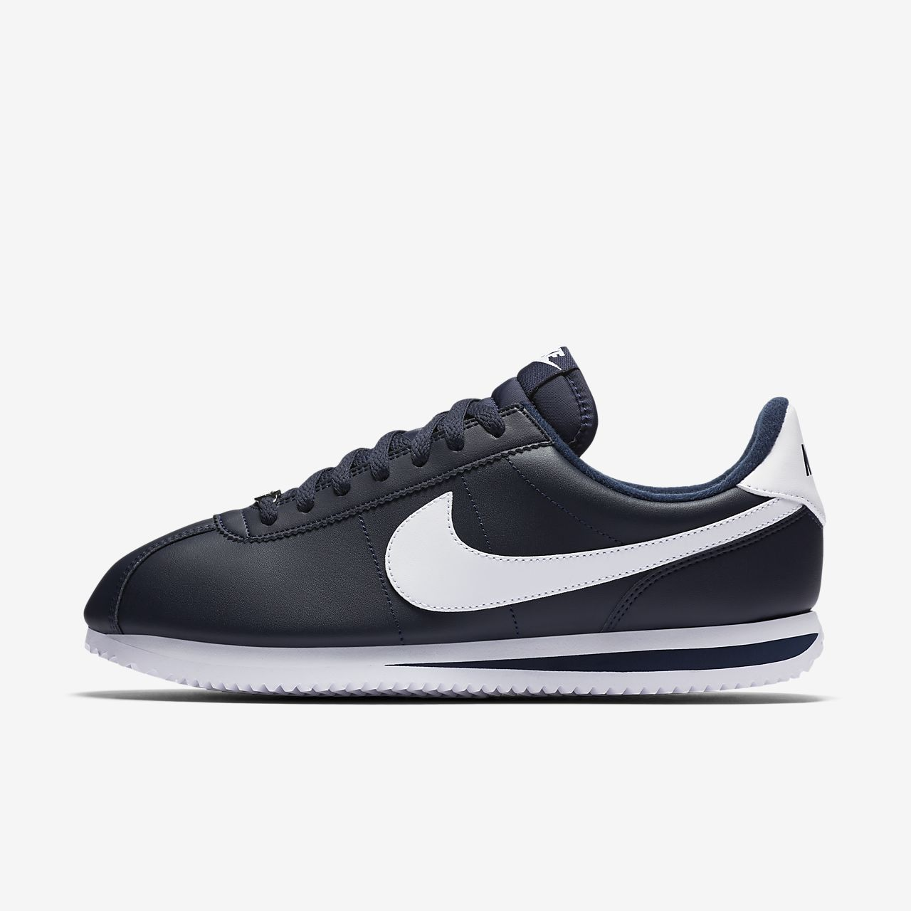 Classic Nike Shoes Black And White