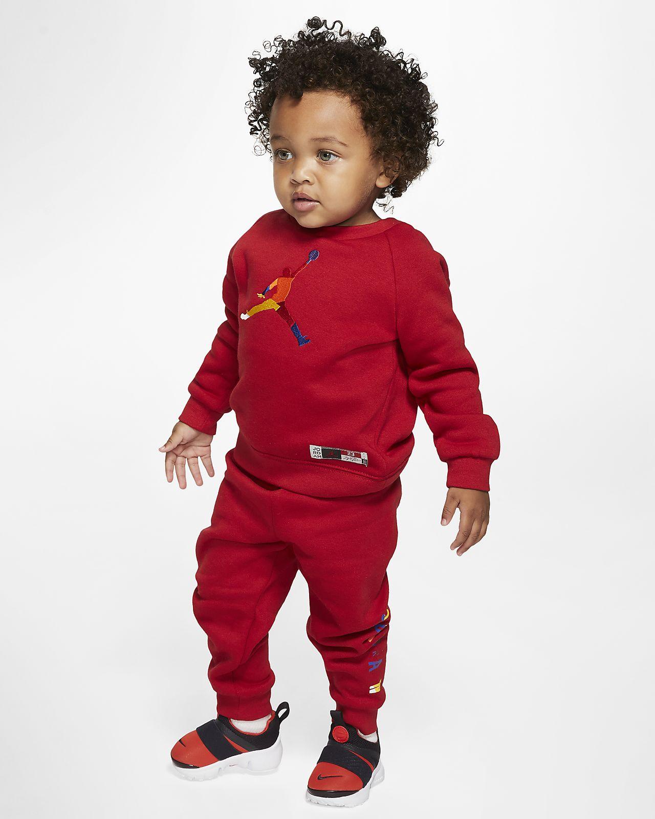 Ensemble deux pièces haut et pantalon de jogging Jordan Jumpman pour Bébé (12 - 24 mois)