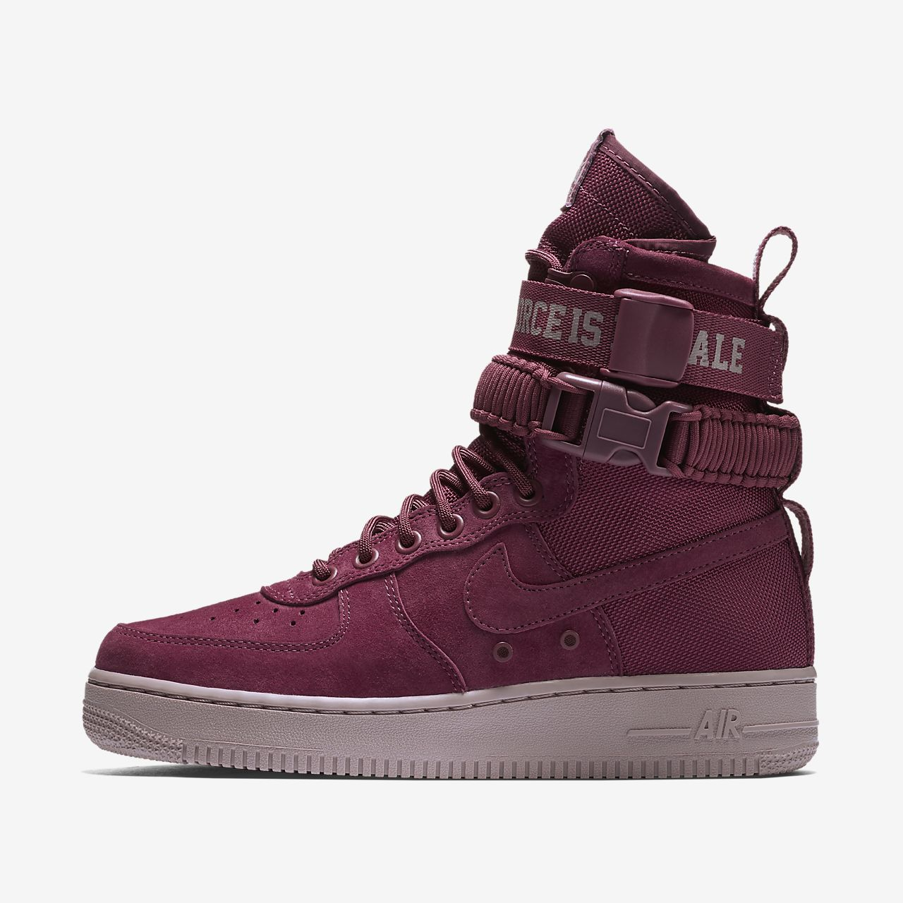 ... Nike SF Air Force 1 Force Is Female Women's Shoe