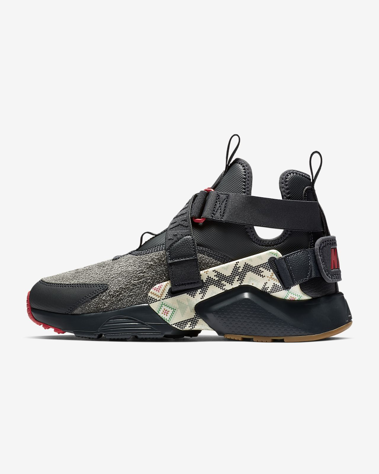 Nike Air Huarache City Utility Premium N7 Women\u0027s Shoe