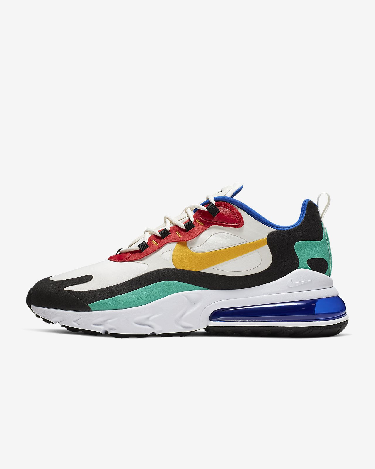 Nike Air Max 270 React Bauhaus Herrenschuh. Nike.com AT